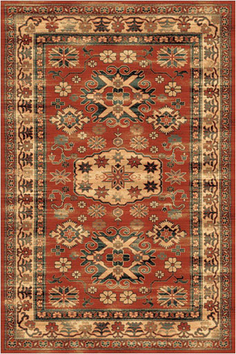 ALFOMBRAS 																		ANTIQUE 200x300 C.53477 2856